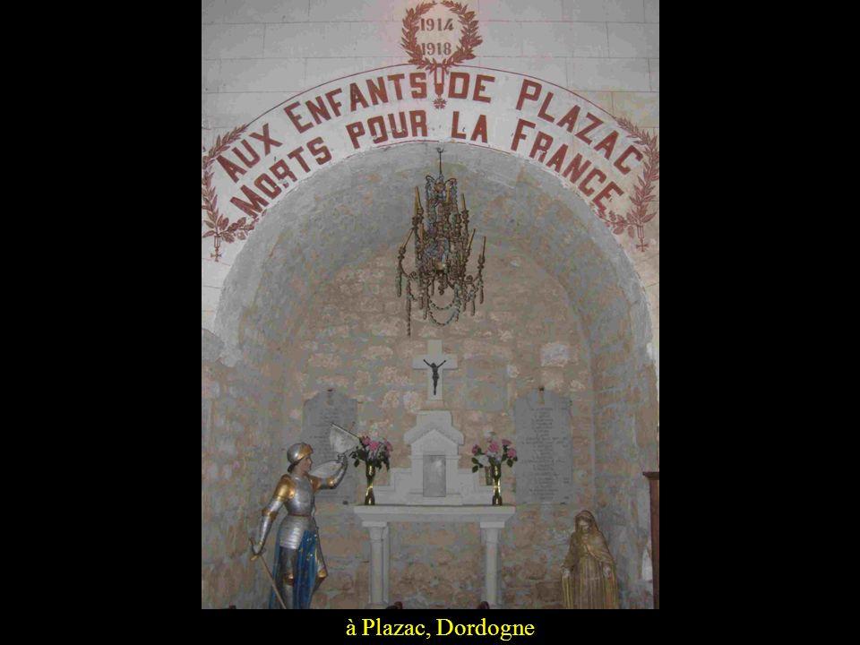 à Plazac, Dordogne