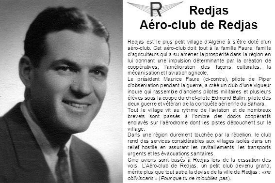Redjas Aéro-club de Redjas