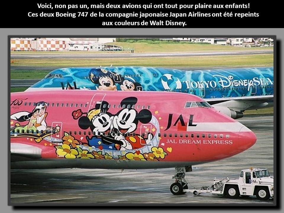 aux couleurs de Walt Disney.