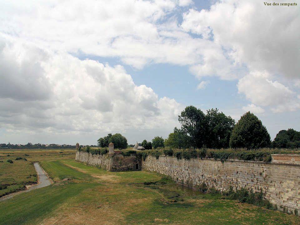 Vue des remparts