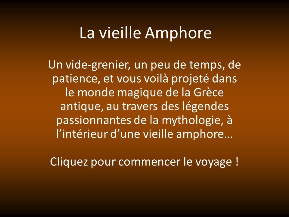 La vieille Amphore