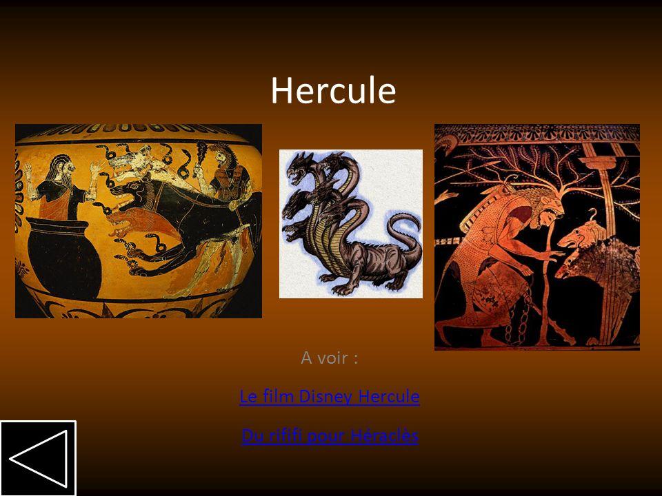 A voir : Le film Disney Hercule Du rififi pour Héraclès