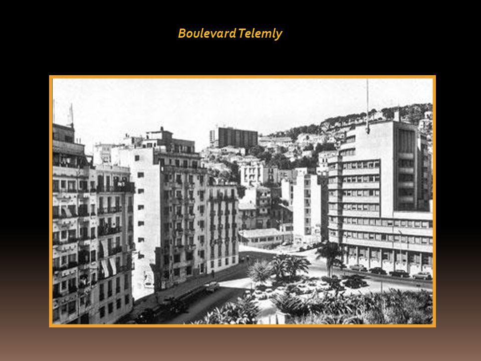 Boulevard Telemly