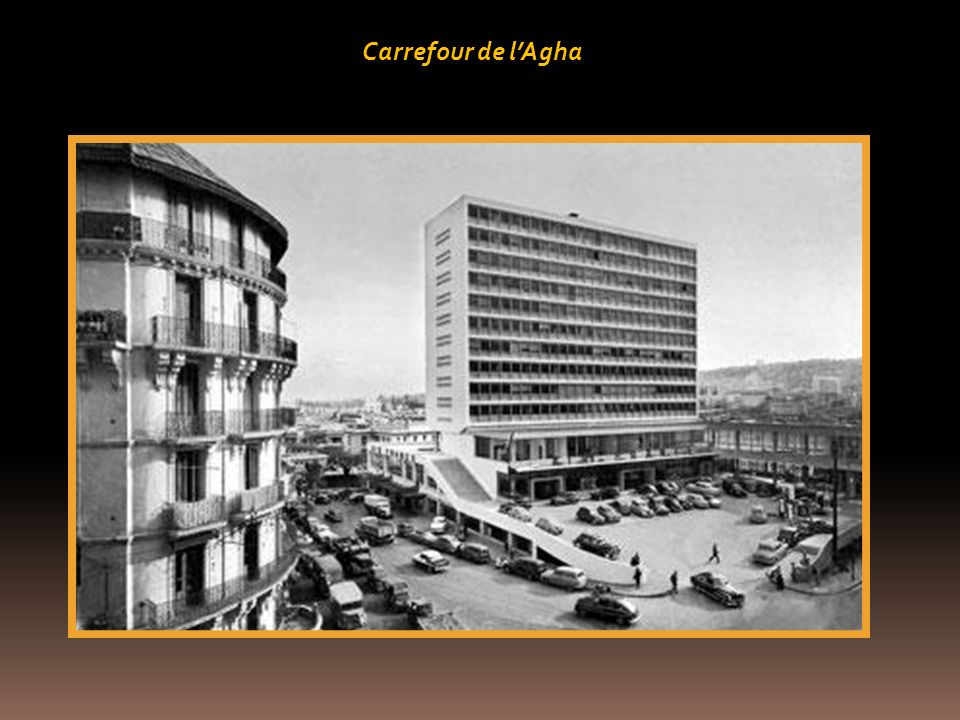Carrefour de l'Agha