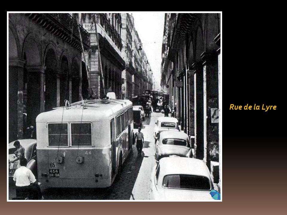 Rue de la Lyre