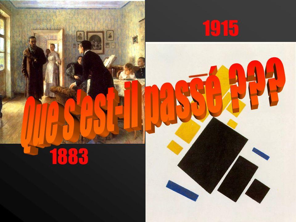 1915 Que s est-il passé 1883
