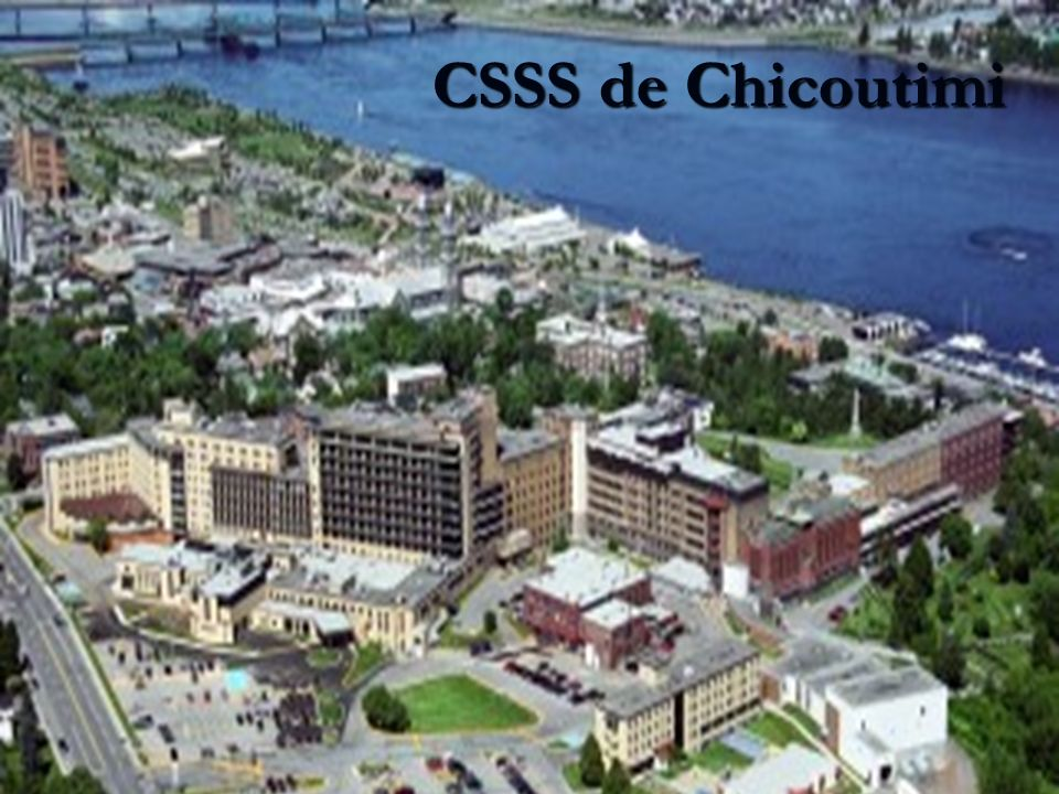 CSSS de Chicoutimi