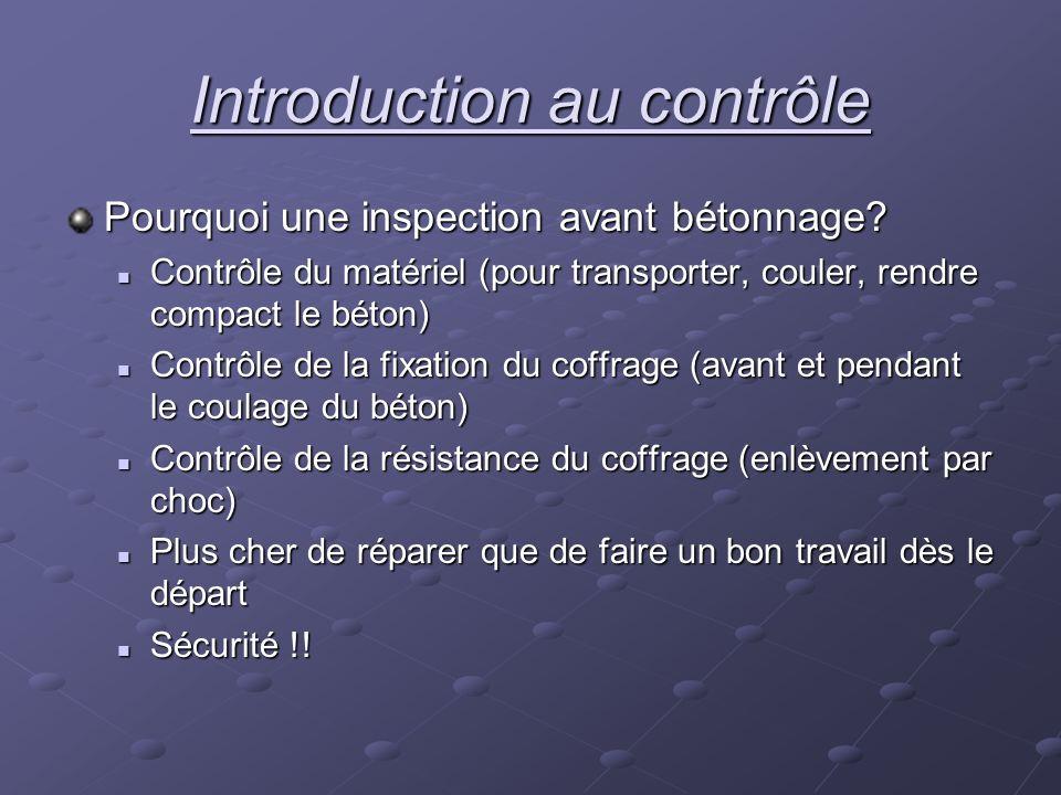 Introduction au contrôle