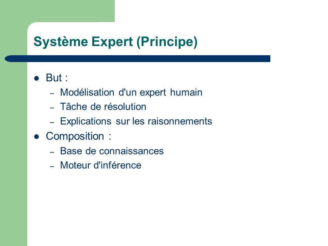 Système Expert (Principe)