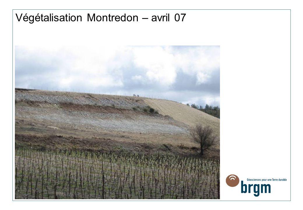 Végétalisation Montredon – avril 07