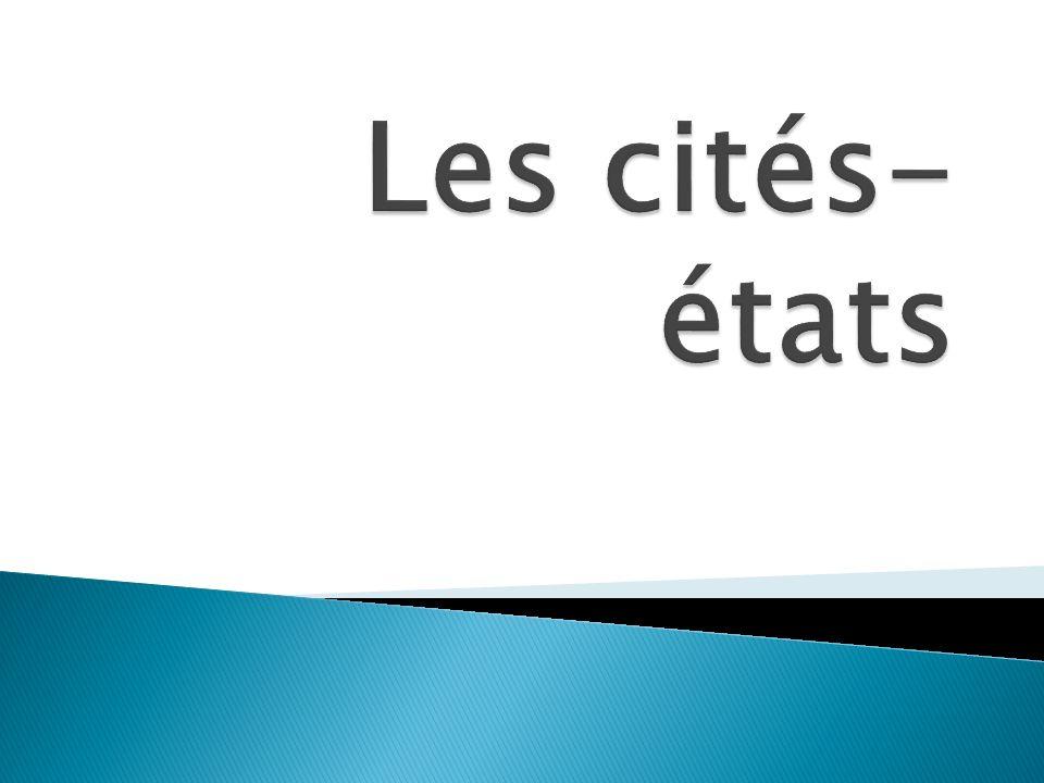 Les cités-états