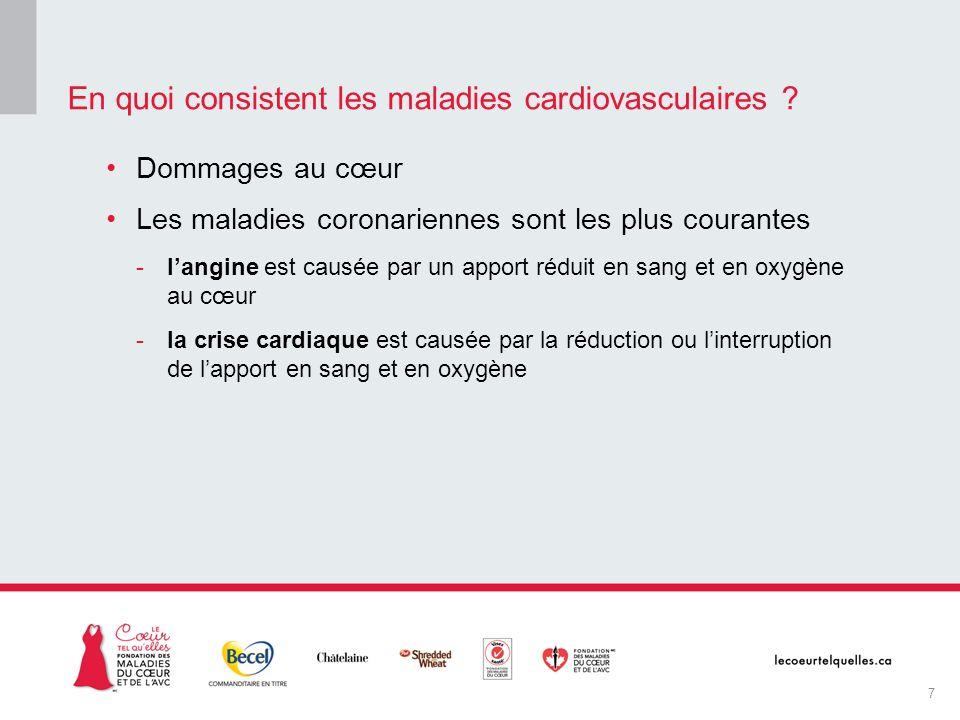 En quoi consistent les maladies cardiovasculaires
