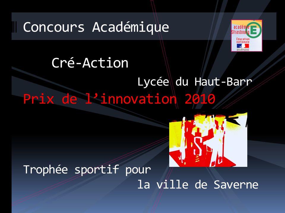 Concours Académique. Cré-Action