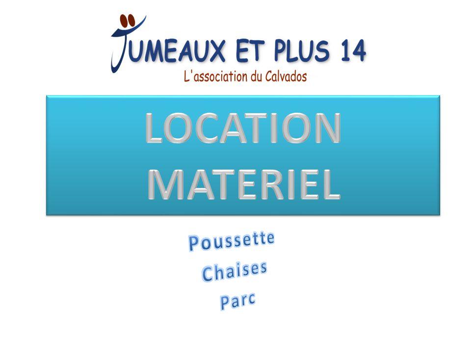 Poussette Chaises Parc