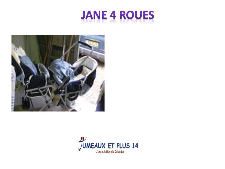 Jane 4 roues