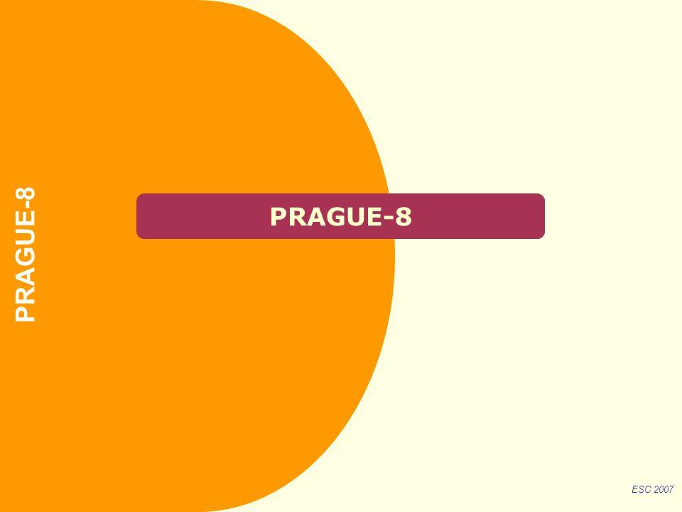 PRAGUE-8 PRAGUE-8 ESC 2007