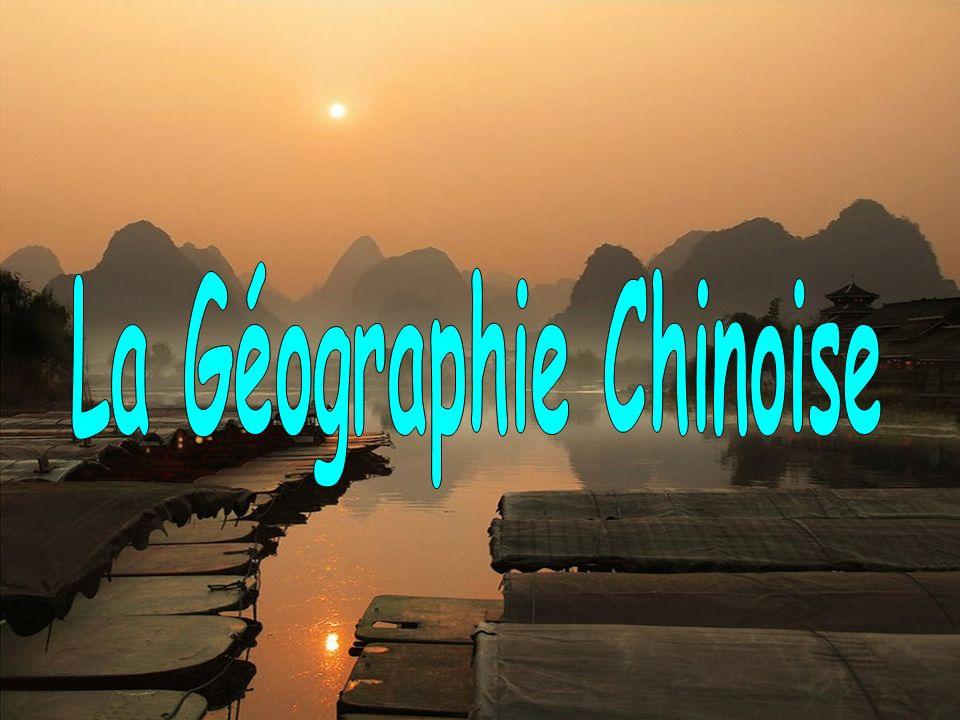 La Géographie Chinoise