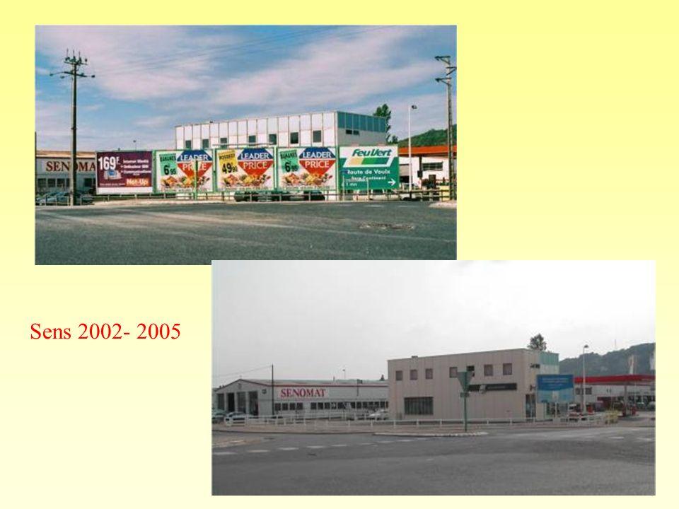 Sens 2002- 2005 Sens 2002