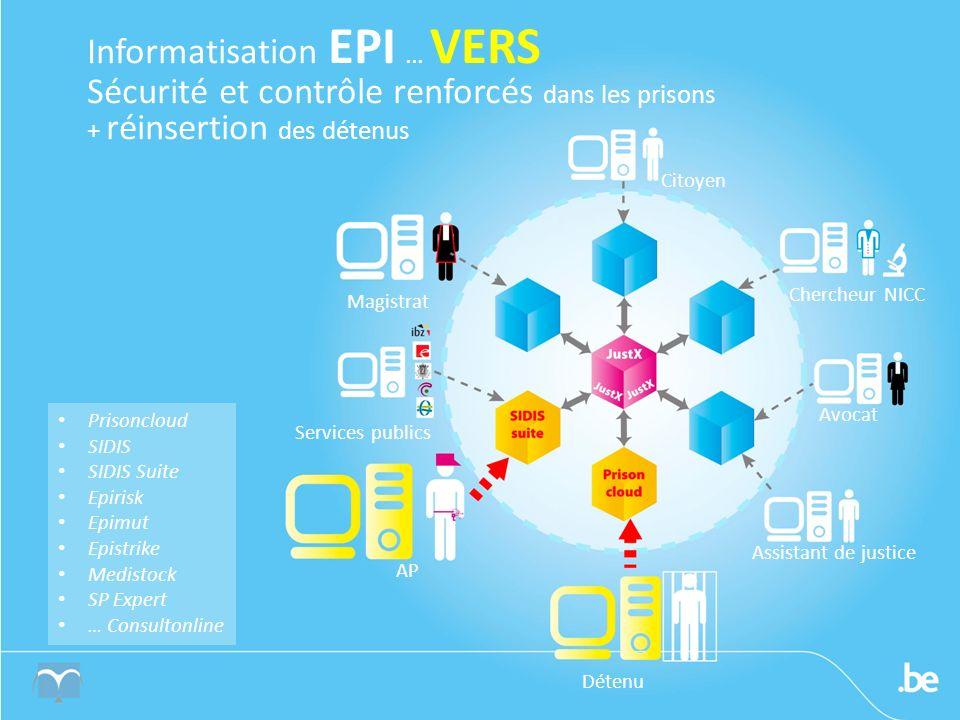 Informatisation EPI … VERS
