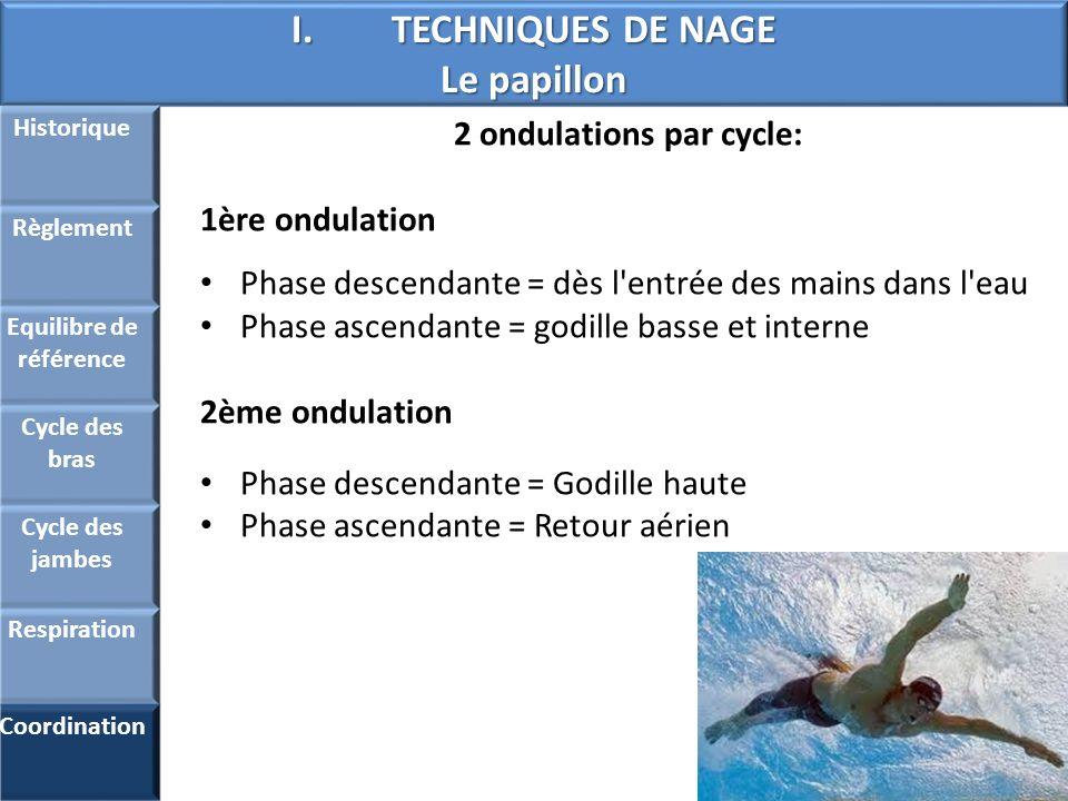Equilibre de référence 2 ondulations par cycle: