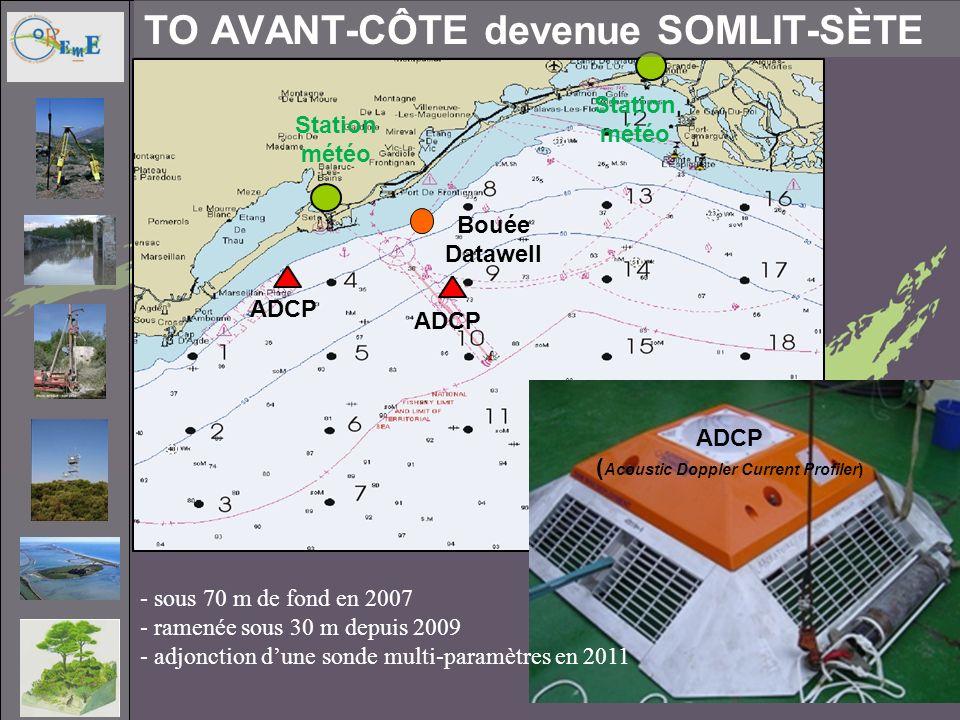 TO Avant-Côte devenue SOMLIT-Sète