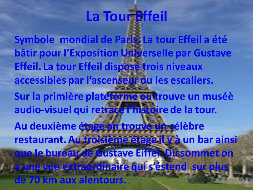 La Tour Effeil