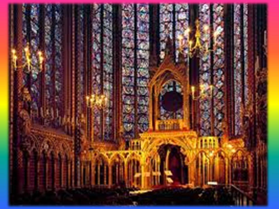 La Saint Chapelle