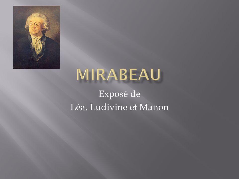 Exposé de Léa, Ludivine et Manon
