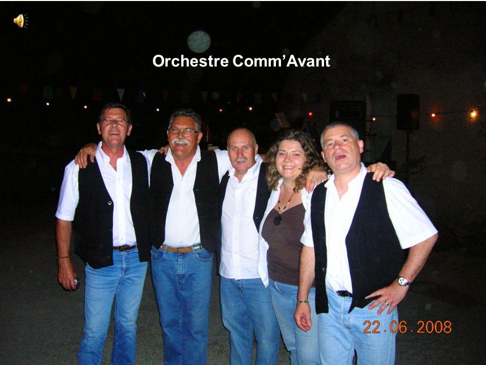 Orchestre Comm'Avant Orchestre Comm'Avant Orchestre Comm'Avant