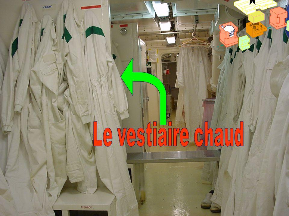 Vestiaire x Le vestiaire chaud