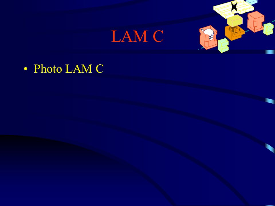 LAM C x Photo LAM C Ce local donne accès aux