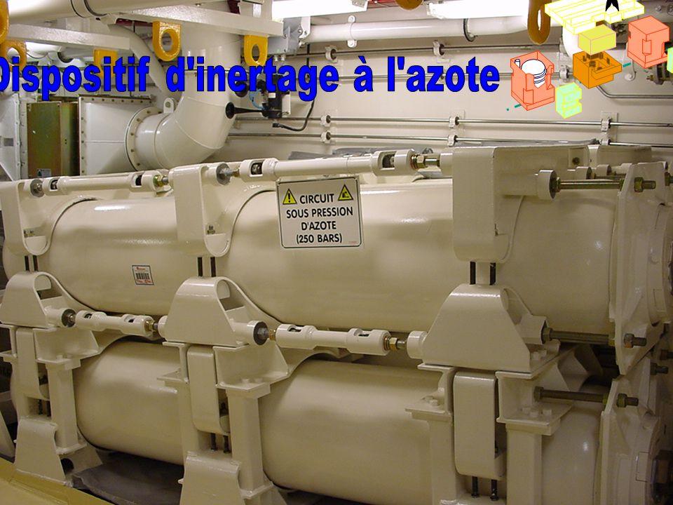Dispositif d inertage à l azote