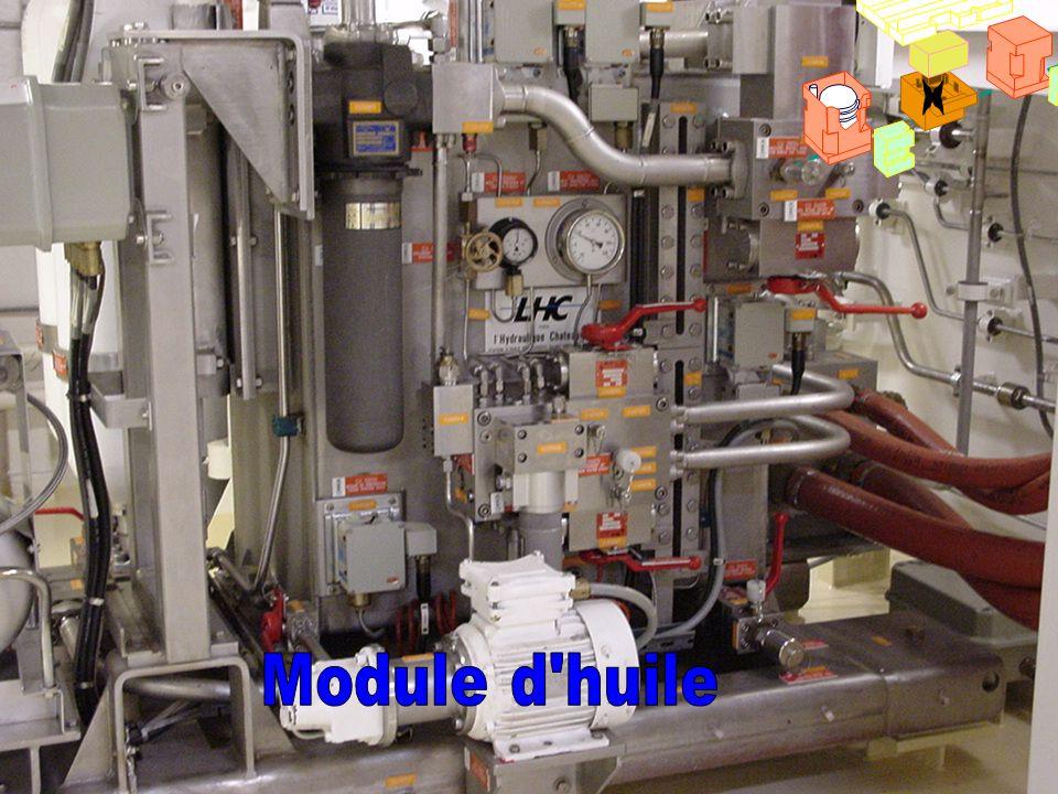 Module CU x D'huile ou Module d huile