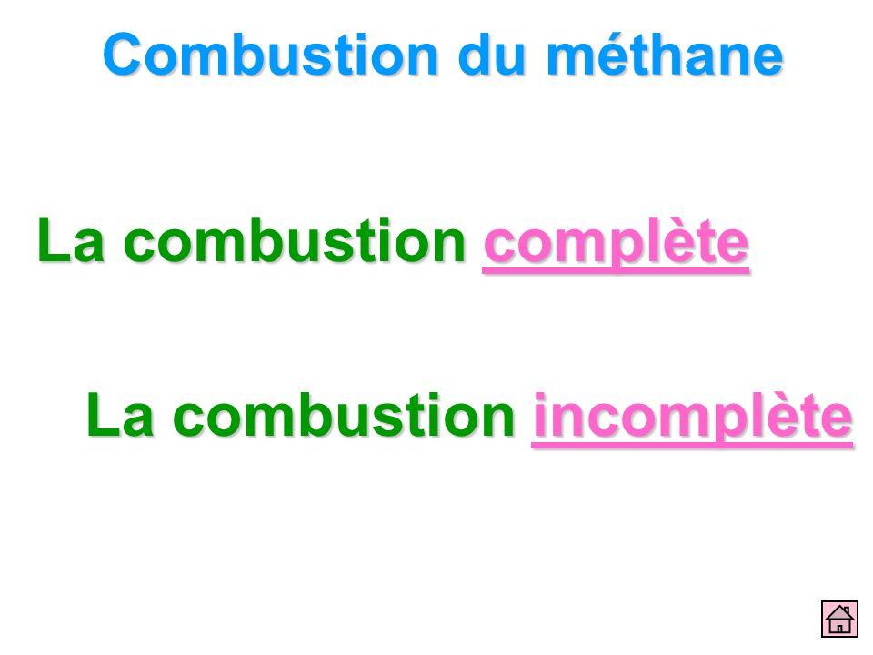 La combustion complète