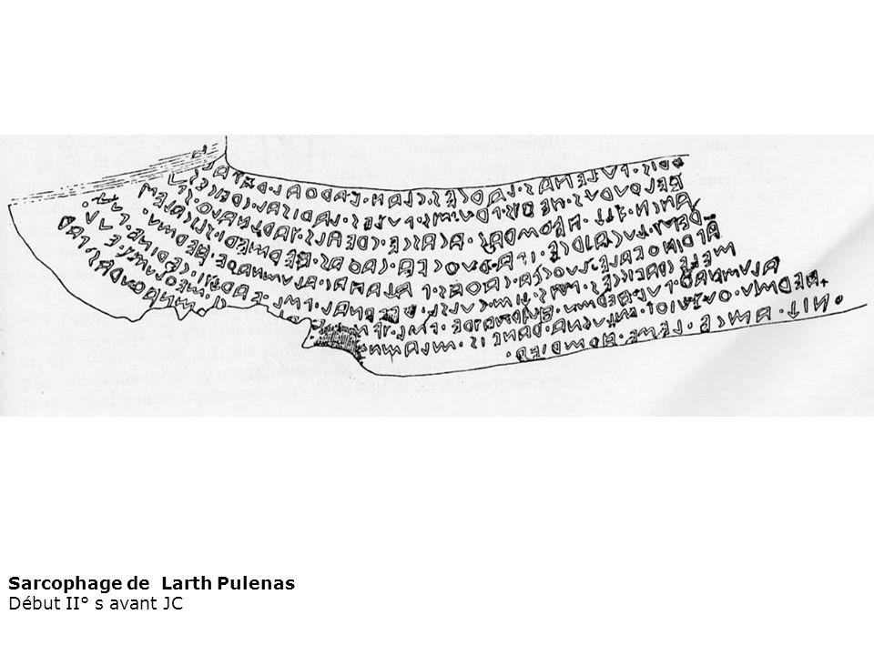 Sarcophage de Larth Pulenas