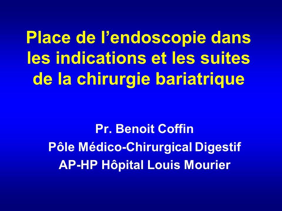 Pôle Médico-Chirurgical Digestif AP-HP Hôpital Louis Mourier