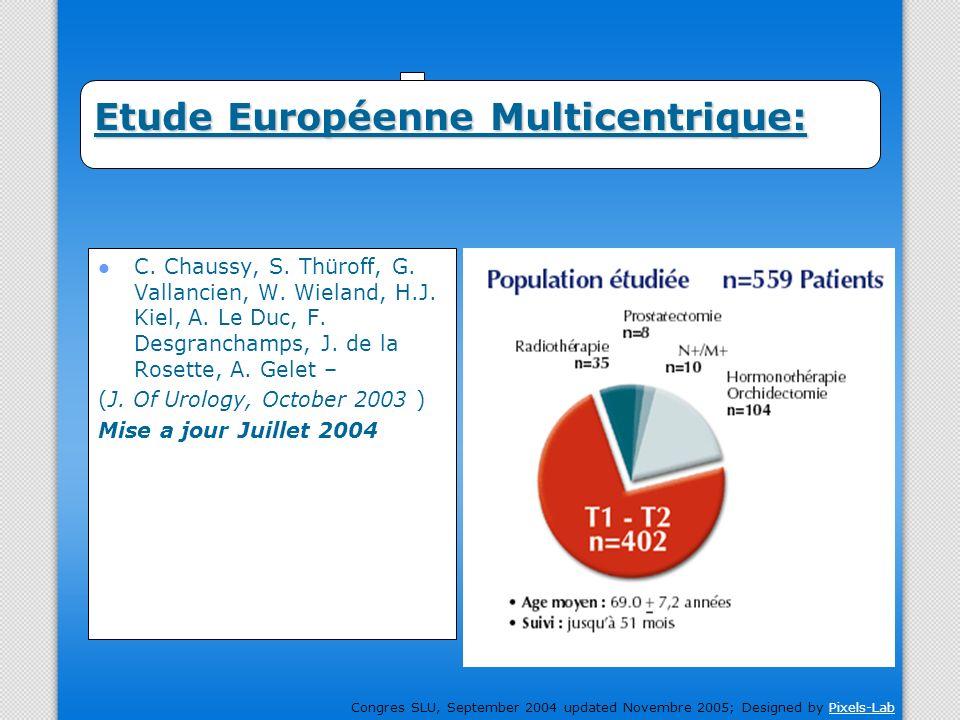 Etude Européenne Multicentrique: