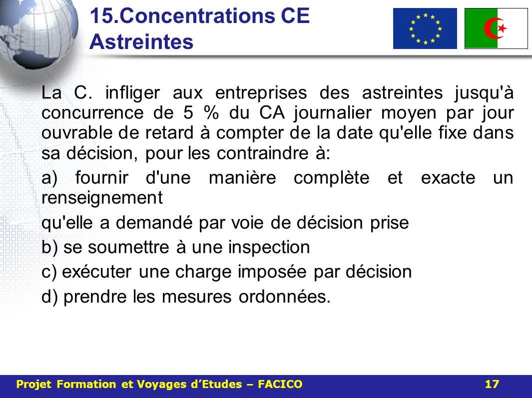 15.Concentrations CE Astreintes