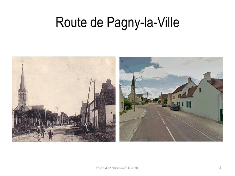 Route de Pagny-la-Ville