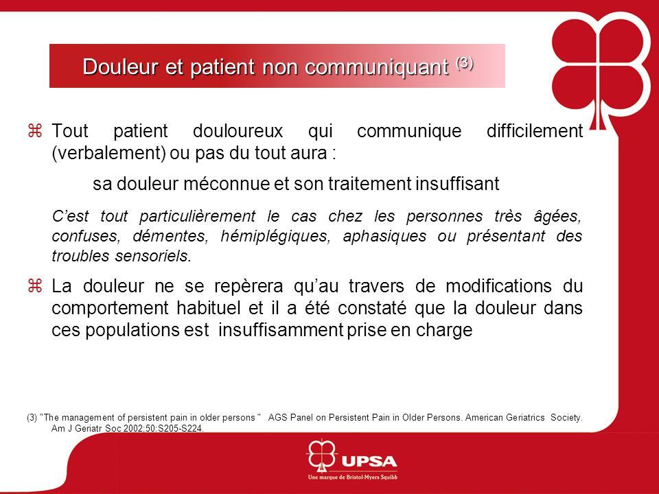 Douleur et patient non communiquant (3)