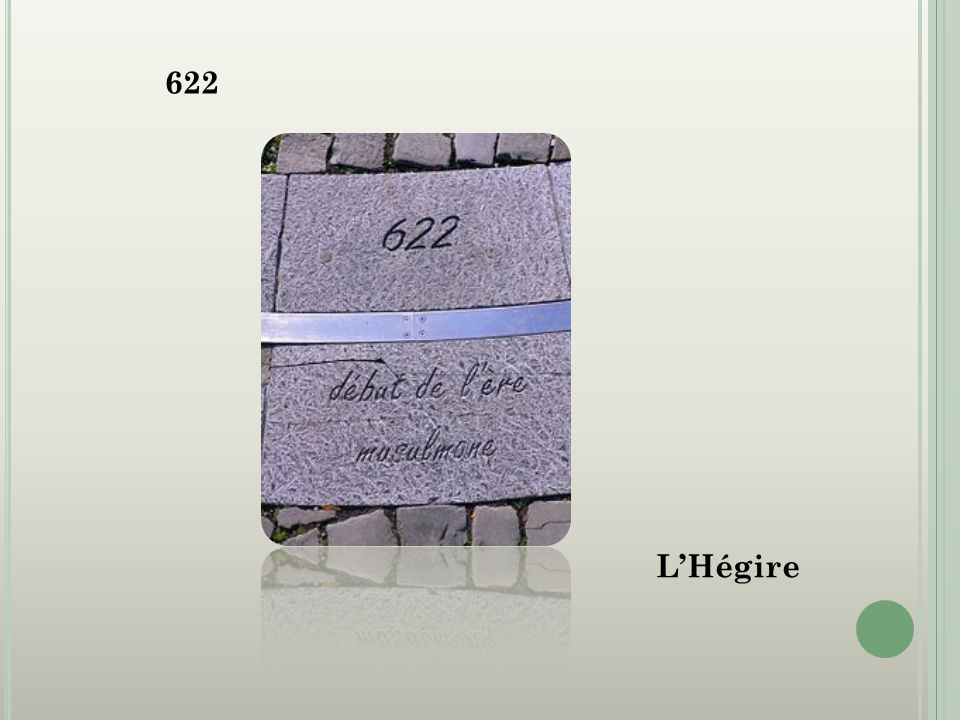 622 L'Hégire