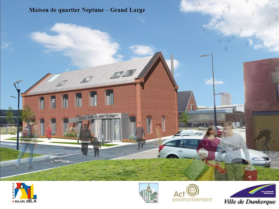 Maison de quartier Neptune – Grand Large