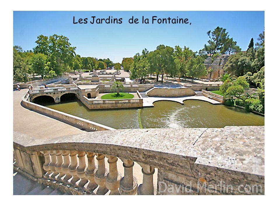 Les Jardins de la Fontaine,