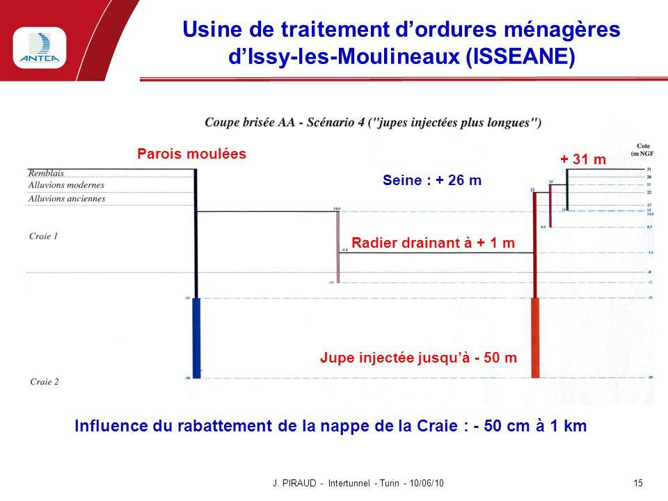 Usine de traitement d'ordures ménagères d'Issy-les-Moulineaux (ISSEANE)