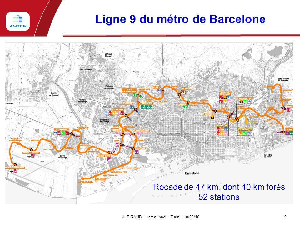 Ligne 9 du métro de Barcelone