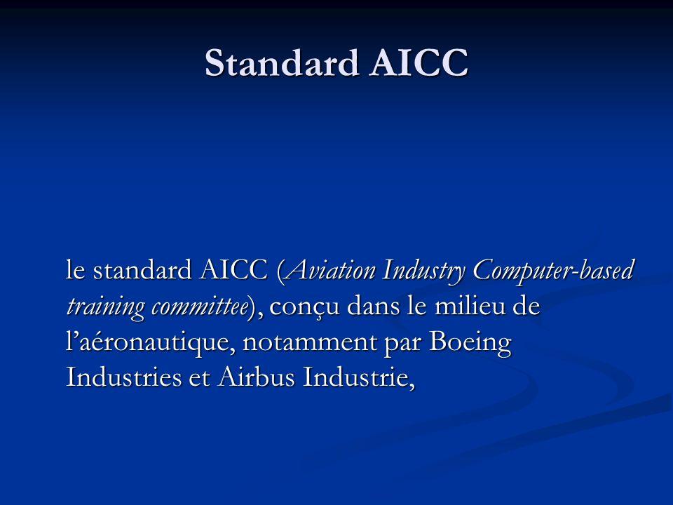 Standard AICC