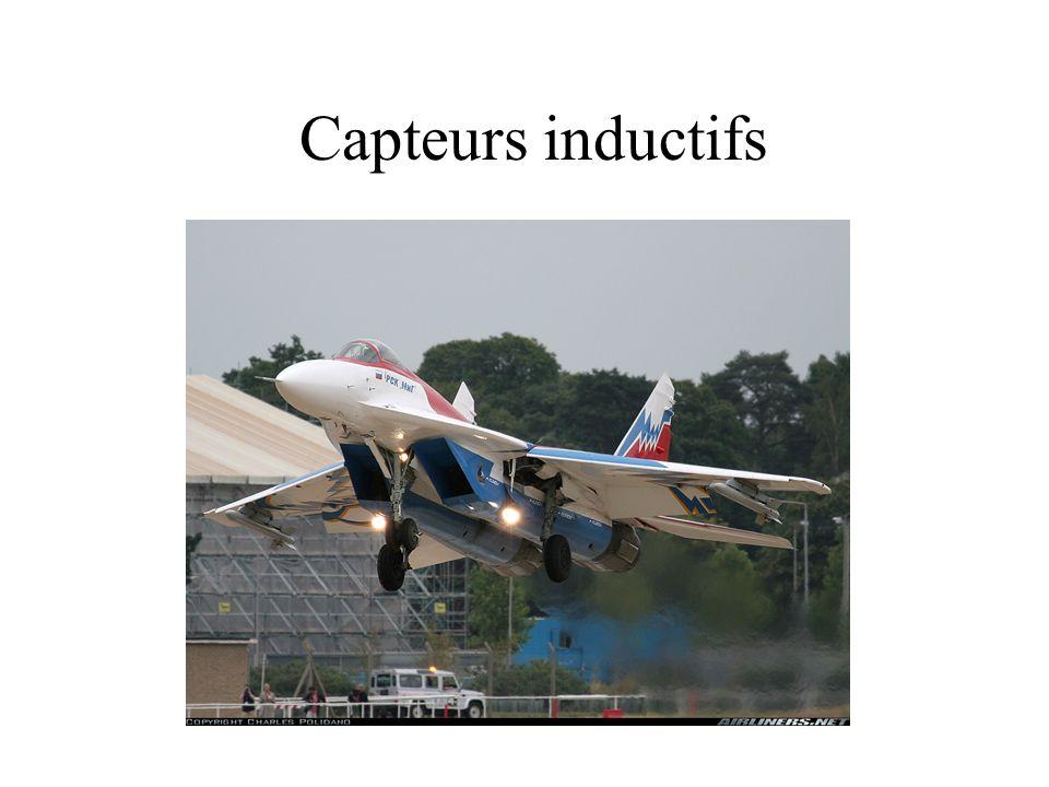 Capteurs inductifs