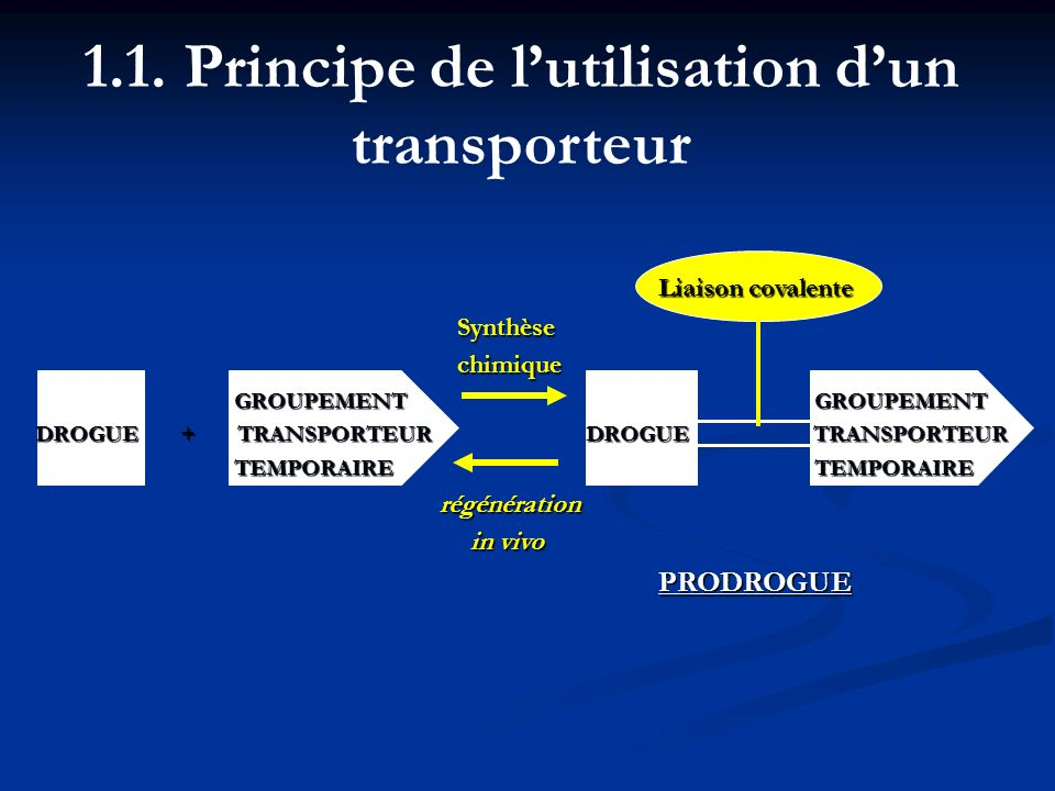 1.1. Principe de l'utilisation d'un transporteur