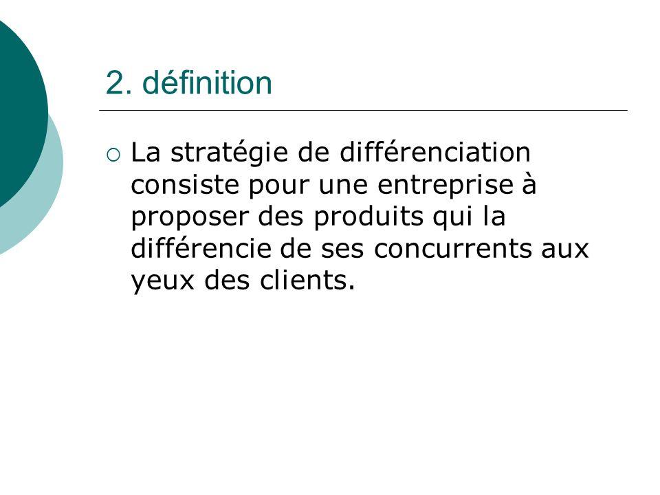 2. définition