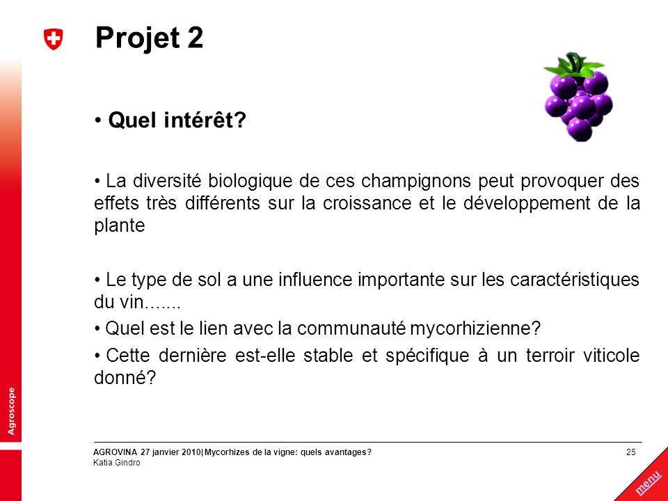 Projet 2 Quel intérêt